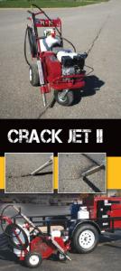 crack jet II - Riparazione buche stradali - ripristino asfalto