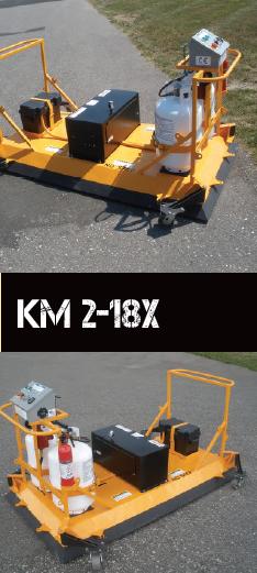 KM 2-18X