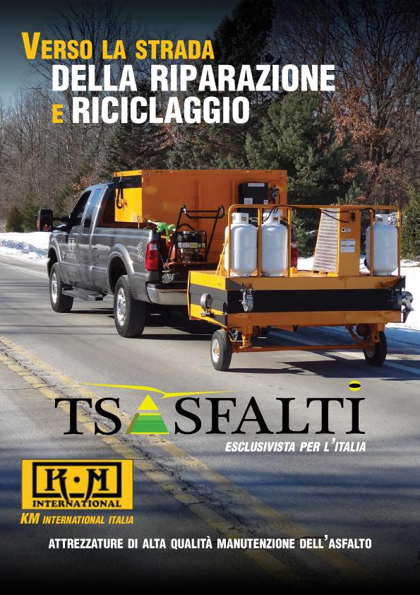 Catalogo - TS Asfalti Vendita macchinari riciclaggio asfalto