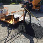asfalto riciclato
