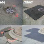 buche stradali manutenzione