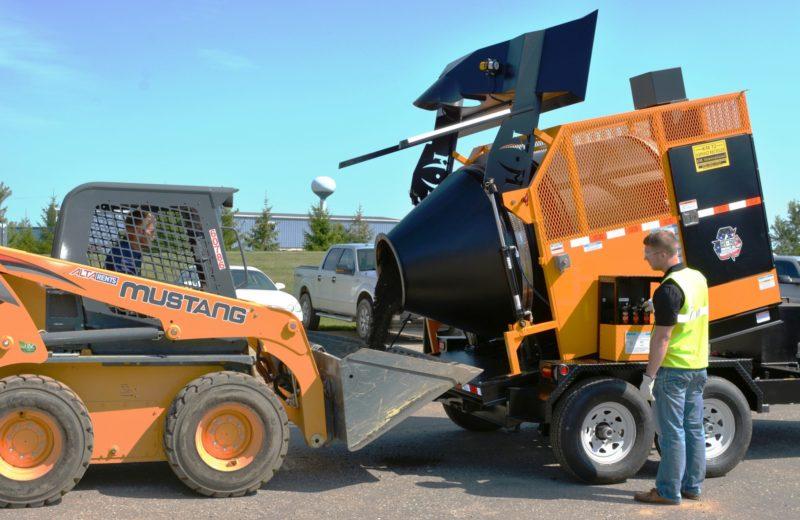 riciclaggio asfalto fresato