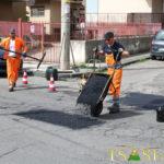 buche asfalto