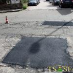 buche stradali - asfalto riciclato