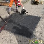 riparazione asfalto